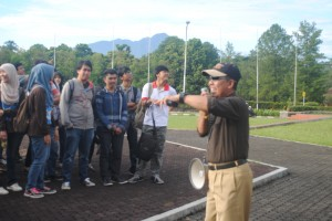 Introduction of the excursion