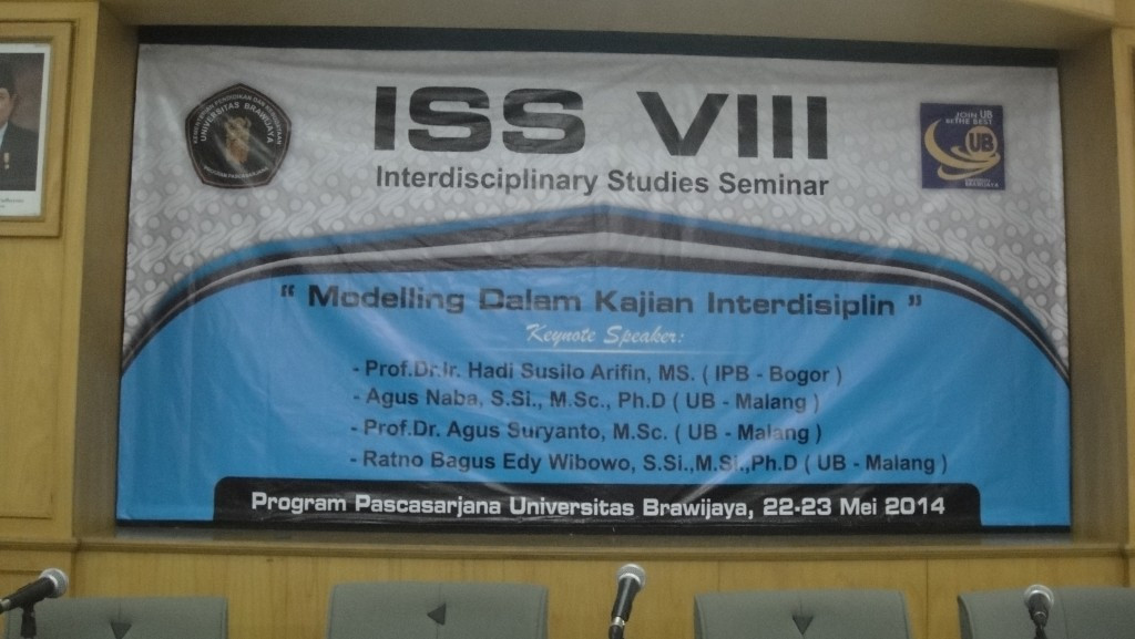 The 8th National Seminar of Interdisciplinary Studies in University of Brawijaya, Malang