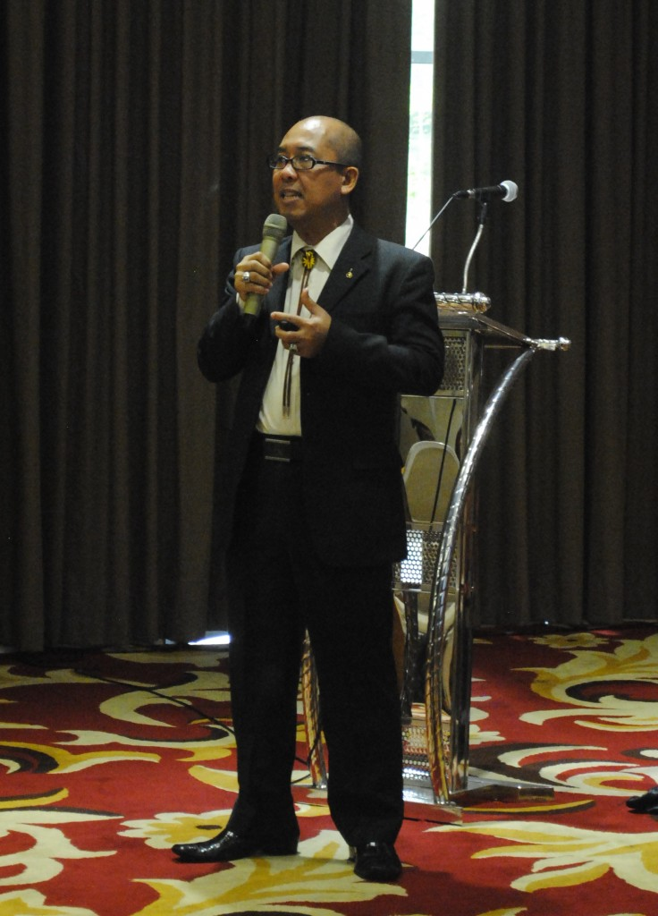 "Keynote speech ""Blue open spaces management for sustainable water front landscape planning."