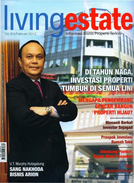 2012 Majalah Living Estate 01