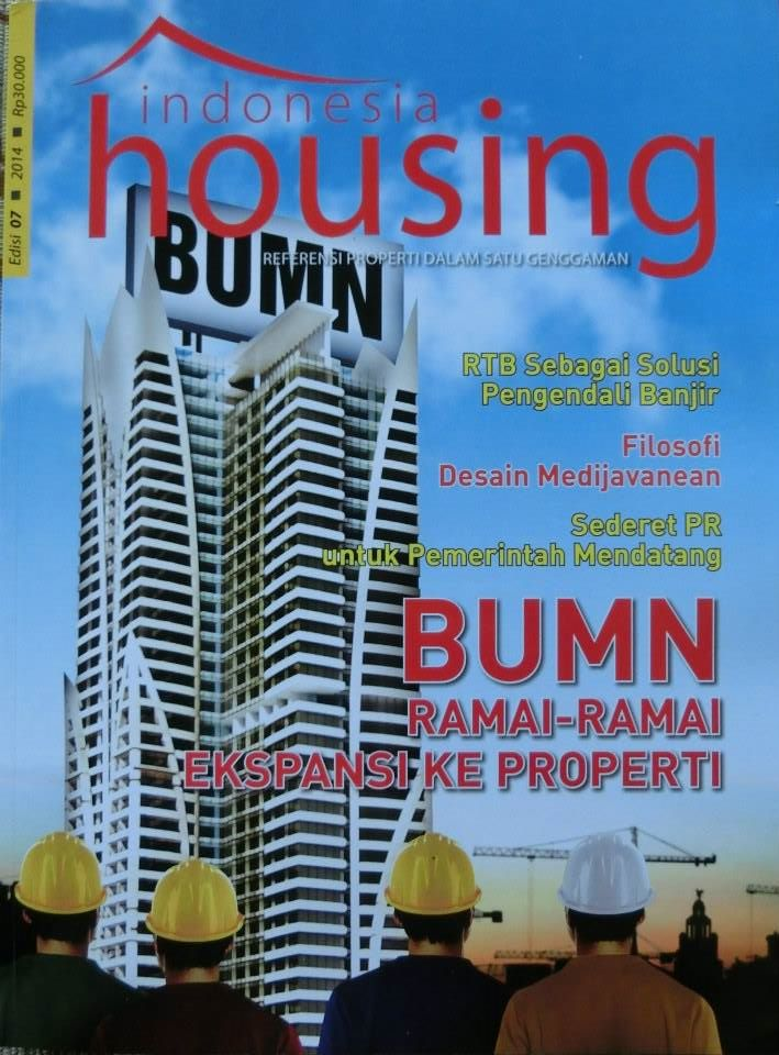 2014 Majalah Indonesia Housing 01